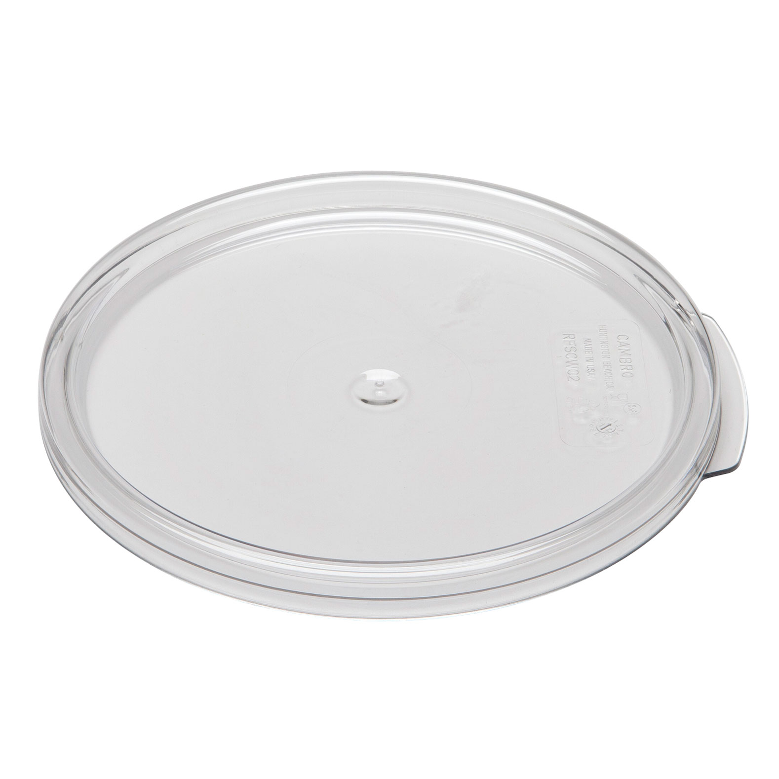 2700-191 Cambro RFSCWC2135 food storage container cover