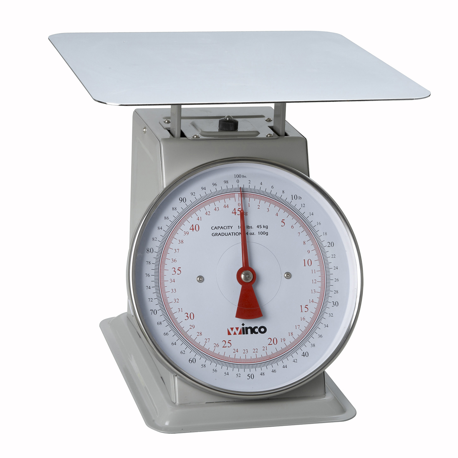 2903-32 Winco SCAL-9100 scale, portion, dial