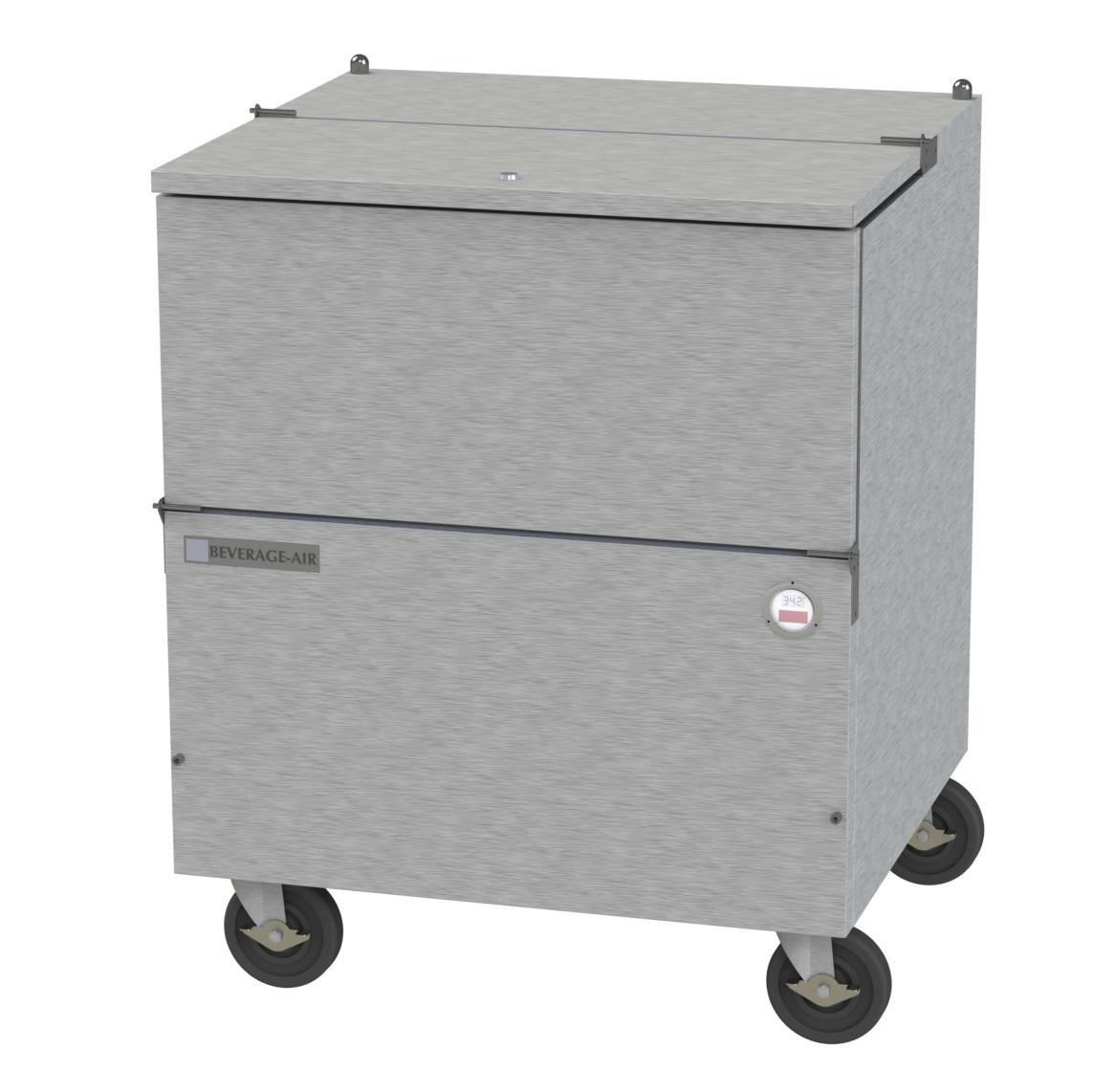 SM34N-S Beverage Air milk cooler / station