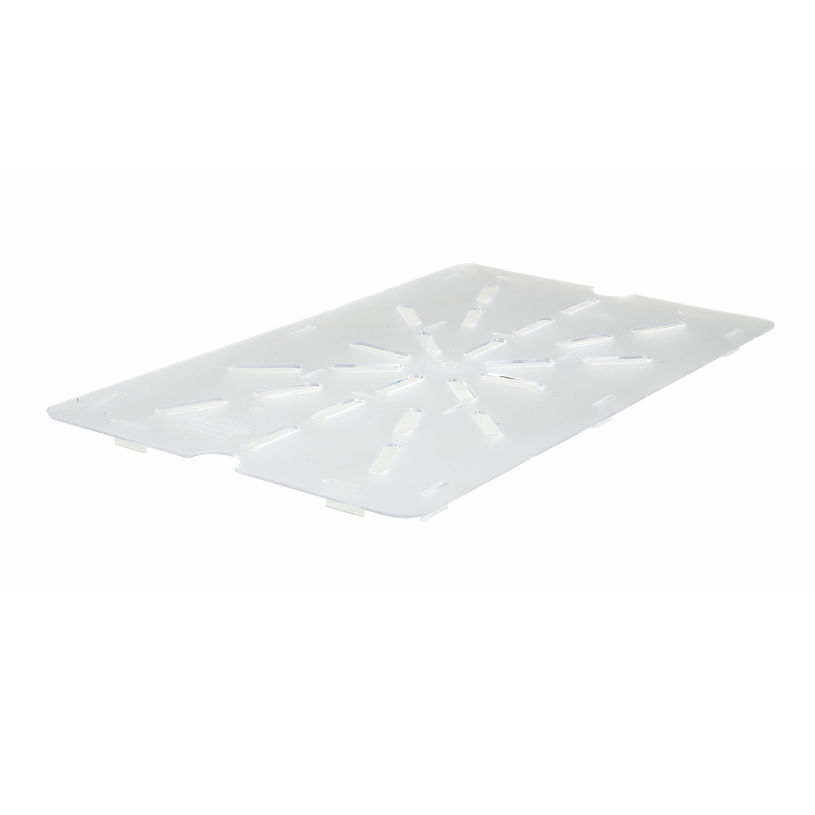 2410-016 Winco SP71DS food pan Full size drain tray