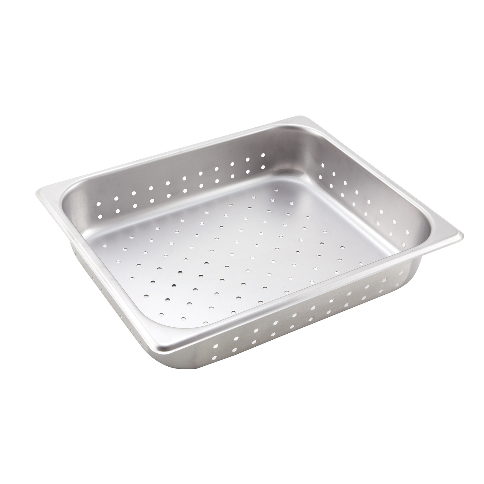 2400-131 Winco SPHP2 steam table pan, stainless steel