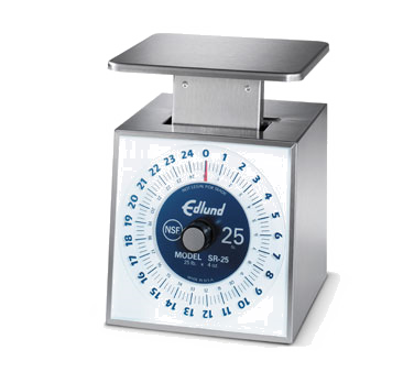 2903-86 Edlund SR-25 scale, portion, dial
