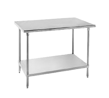 SS-246 Advance Tabco work table, 63