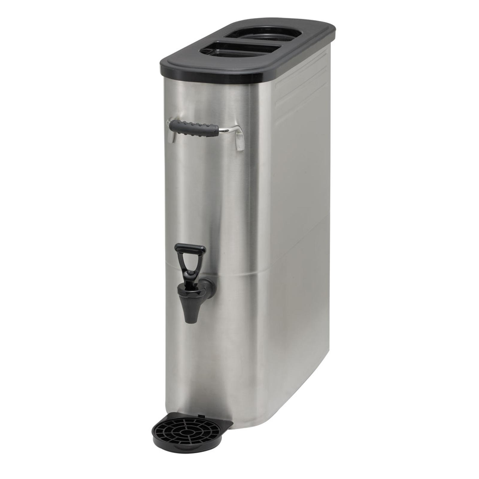 2550-21 Winco SSBD-5 tea / coffee dispenser
