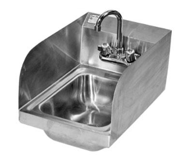 SSPHS-1000 13X11 Klinger's Trading 13X11 sink, hand