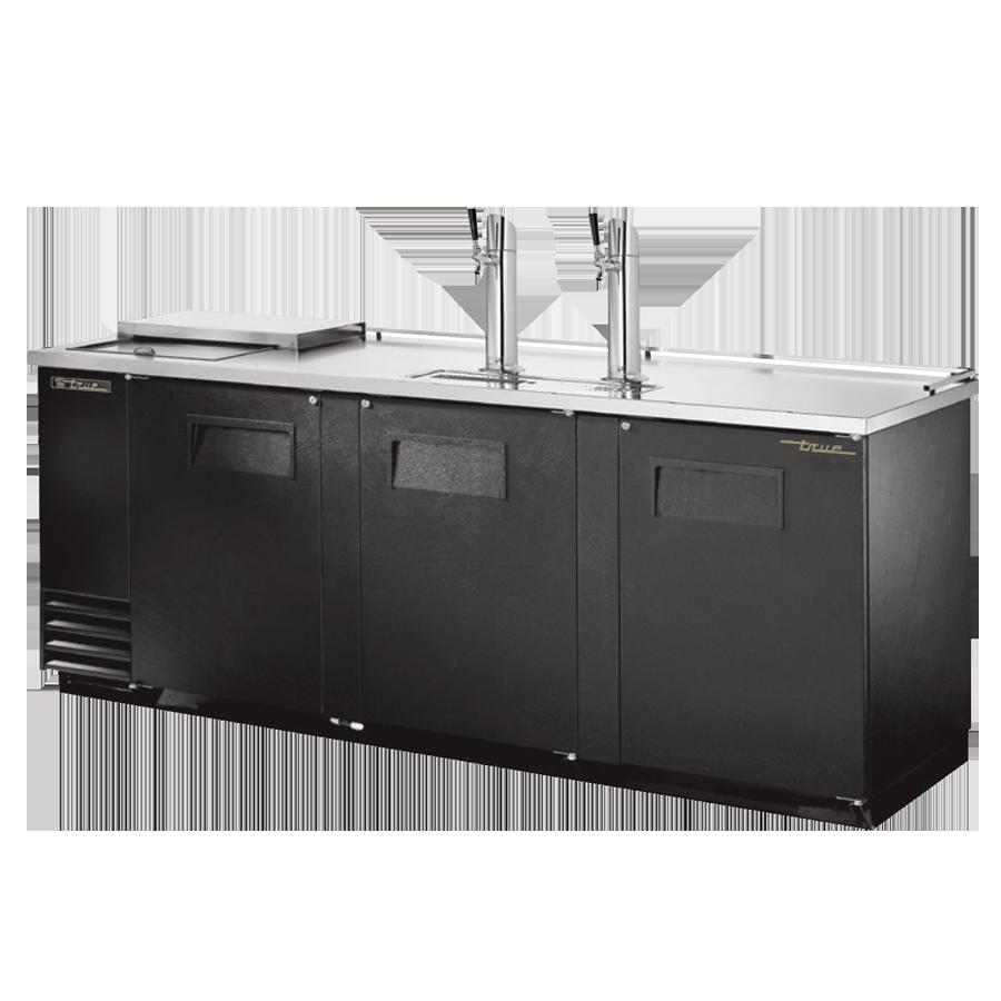 TDD-4CT-HC True Manufacturing Co., Inc. C draft beer cooler