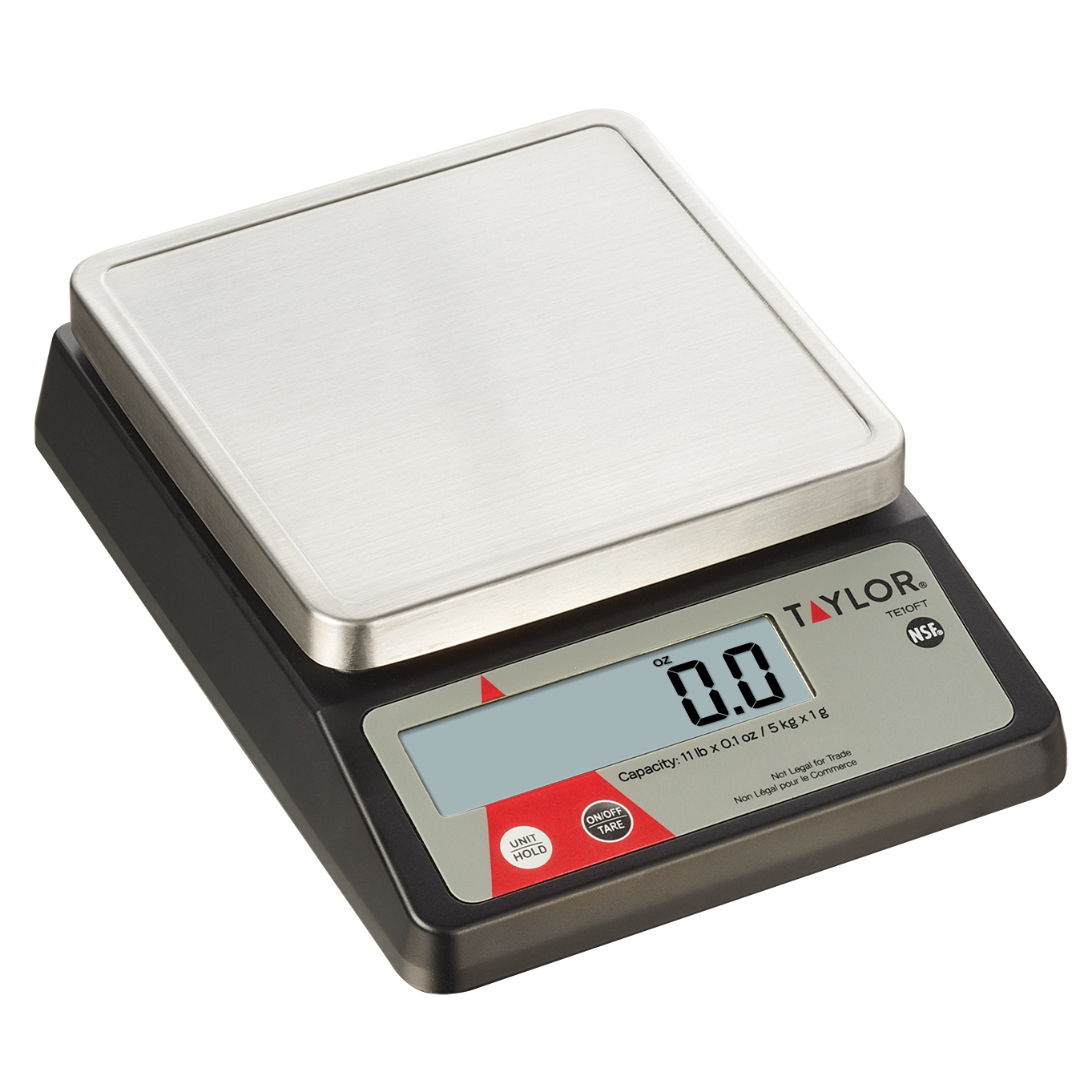 2903-50 Taylor Precision TE10FT scale, portion, digital