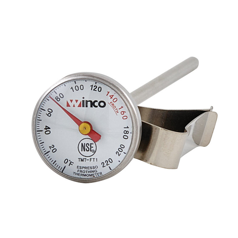 2650-05 Winco TMT-FT1 thermometer, hot beverage