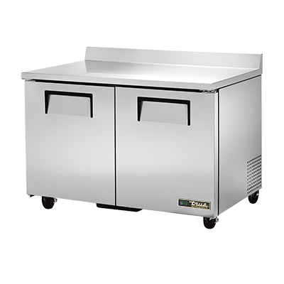 TWT-48-HC True Manufacturing Co., Inc. refrigerated counter, work top