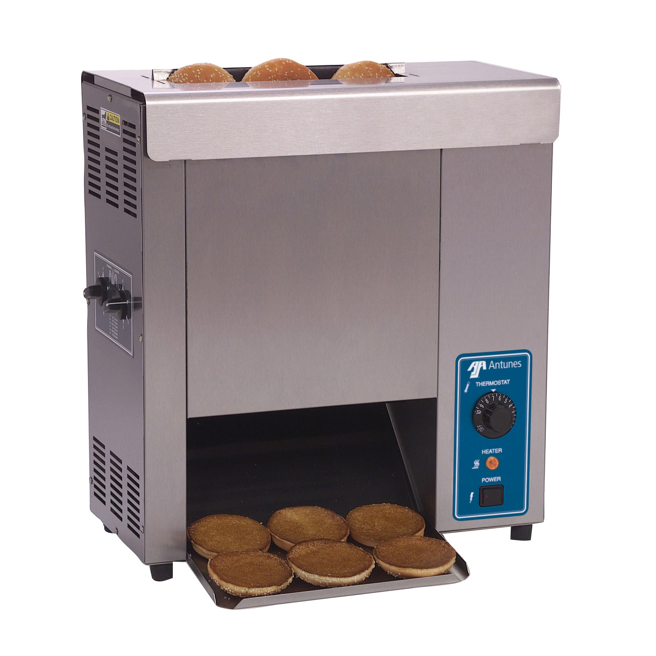 VCT-25-9200620 Antunes toaster, contact grill