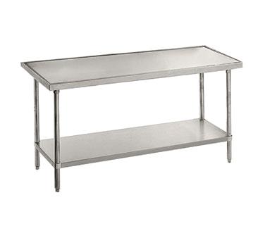VSS-485 Advance Tabco work table, 54