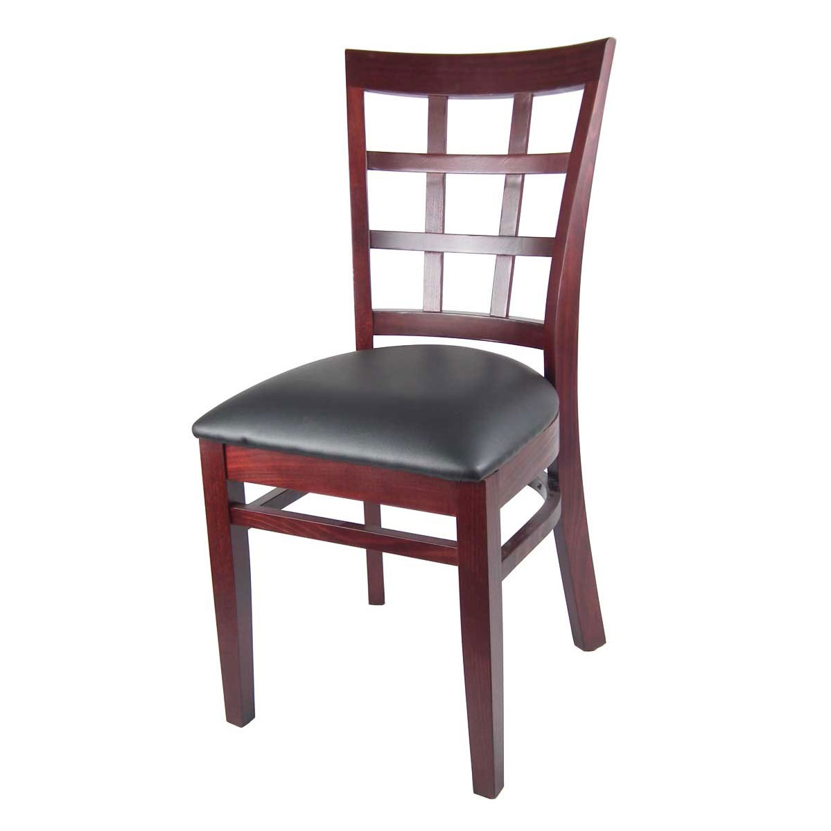 W27118-PS-BVS JustChair Manufacturing chair, side, indoor