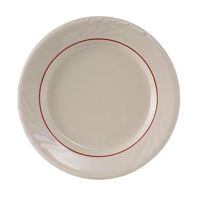 3225-090 Tuxton China YBA-090 plate, china