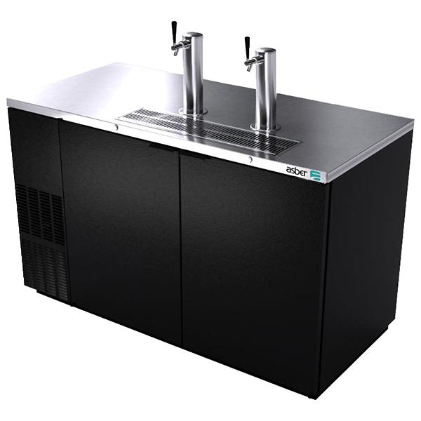 Asber ADDC-58 draft beer cooler