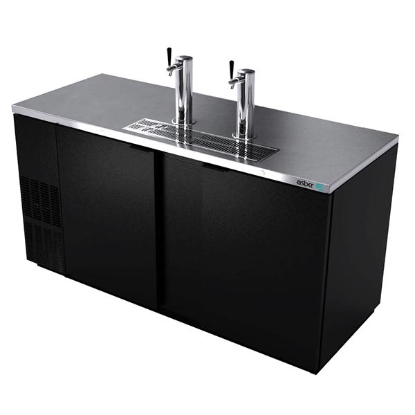 Asber ADDC-68 draft beer cooler