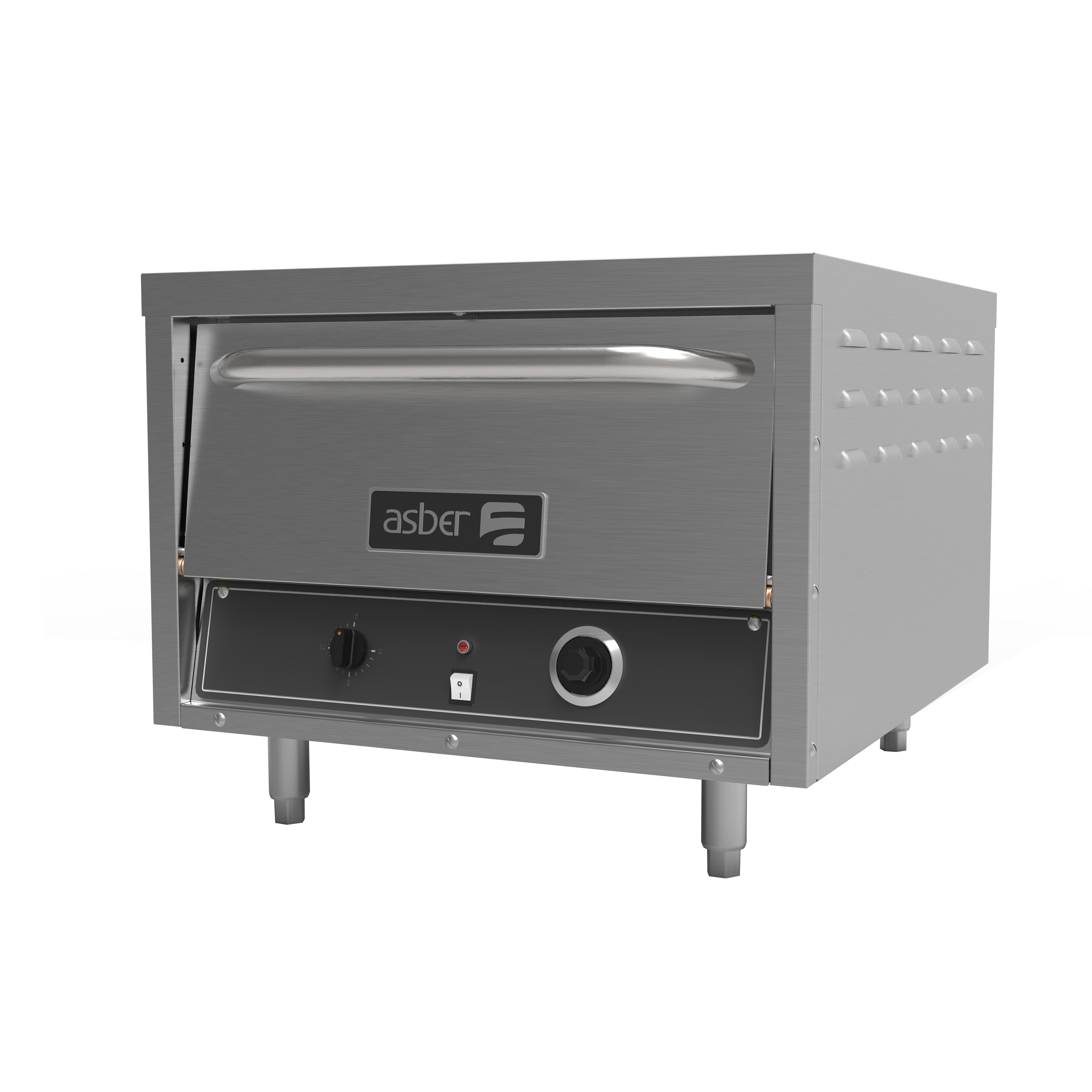 Asber AEPO E 26 pizza bake oven, countertop, electric