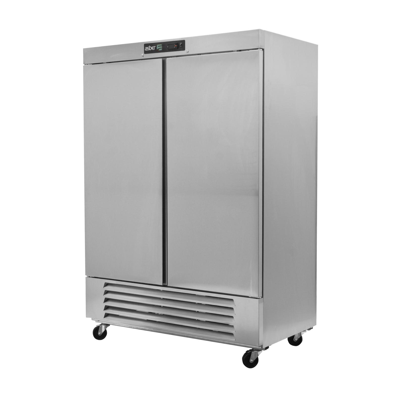 Asber ARR-49-H refrigerator, reach-in