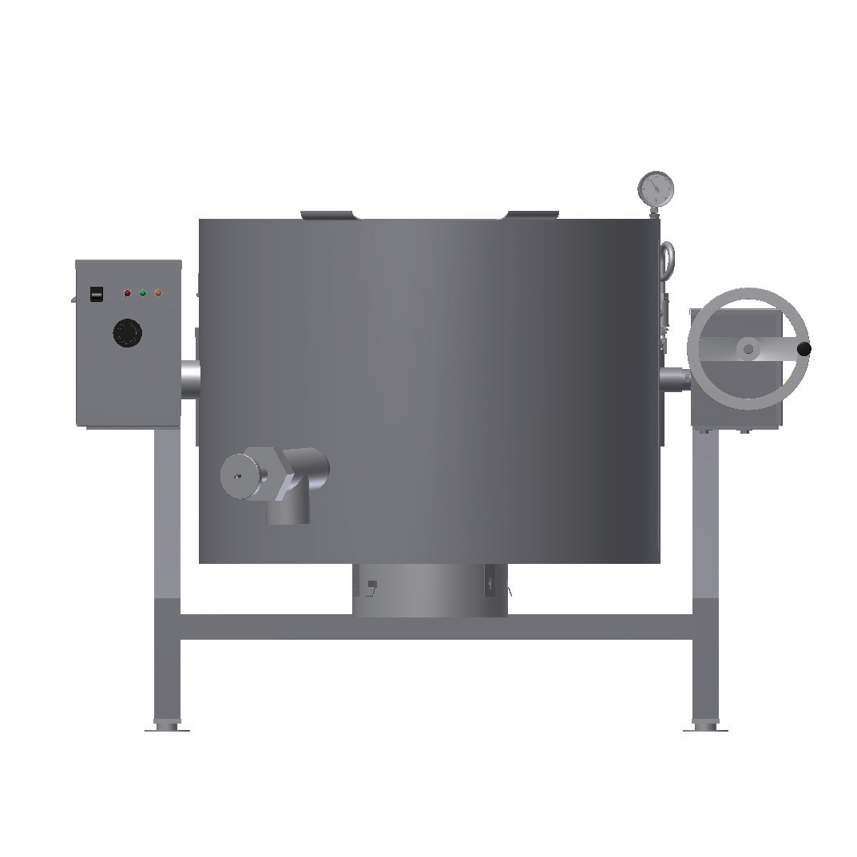 AccuTemp ALTLGB-20FMV kettle mixer, gas