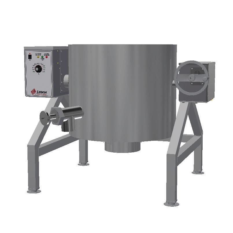AccuTemp ALTLGB-20MV kettle mixer, gas