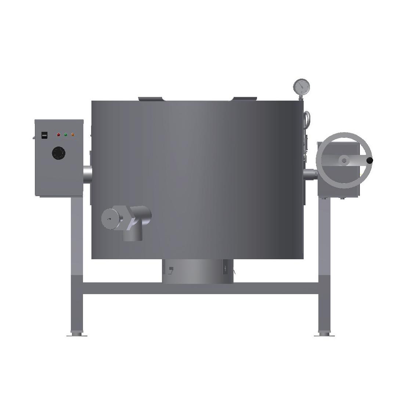AccuTemp ALTLGB-60FMV kettle mixer, gas