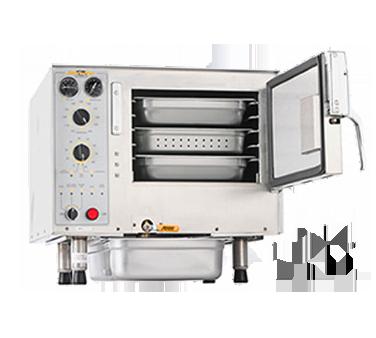 AccuTemp S32403D110 steamer, convection, boilerless, countertop