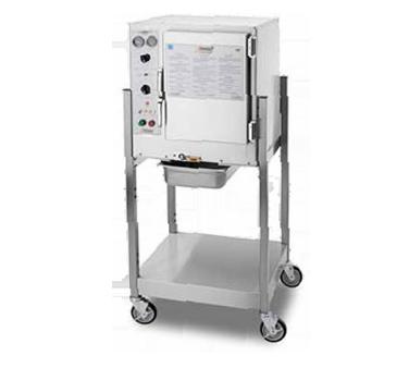 AccuTemp S62081D060 SGL steamer, convection, electric, boilerless, floor model
