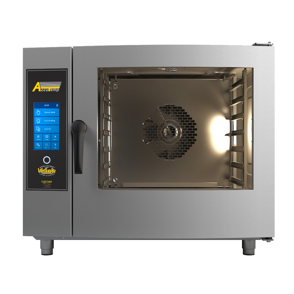 AccuTemp T0611IE-2081000 combi oven, electric