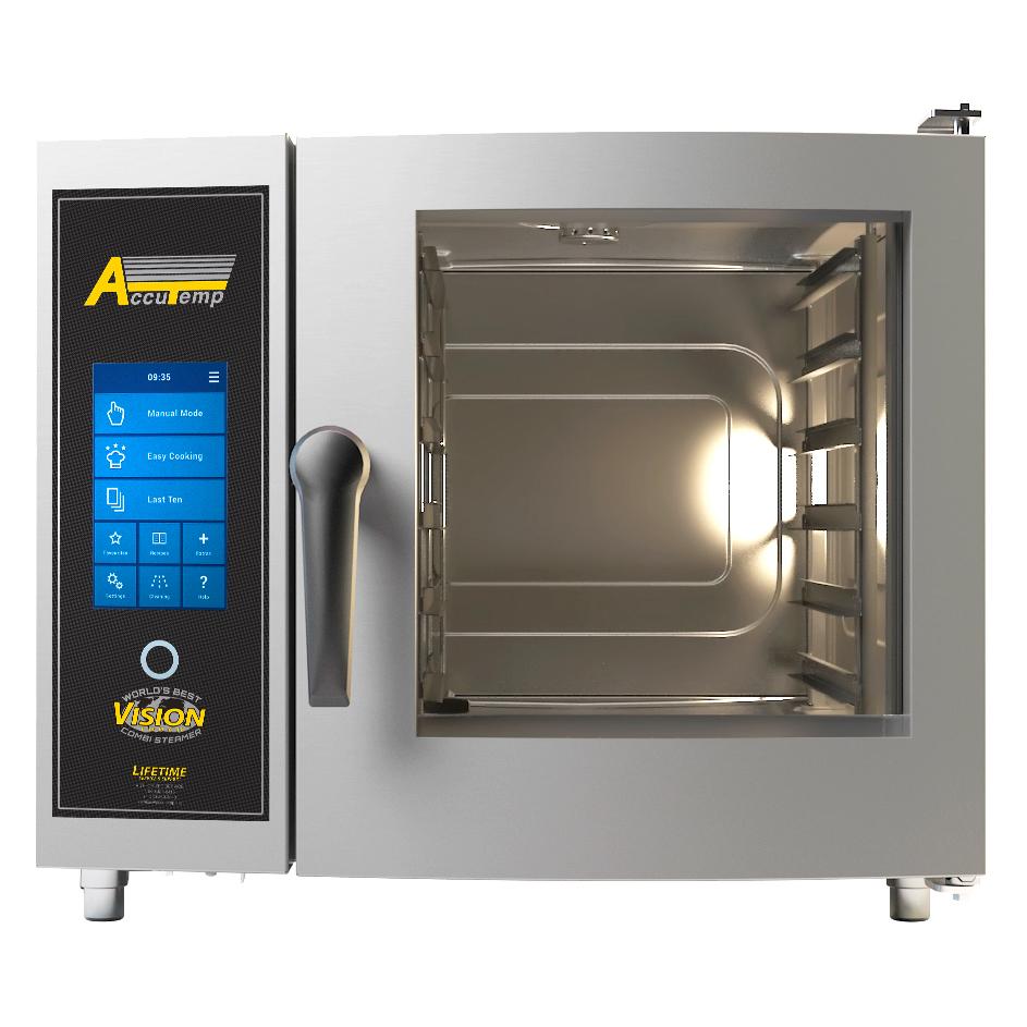 AccuTemp T0623IE-2081000 combi oven, electric
