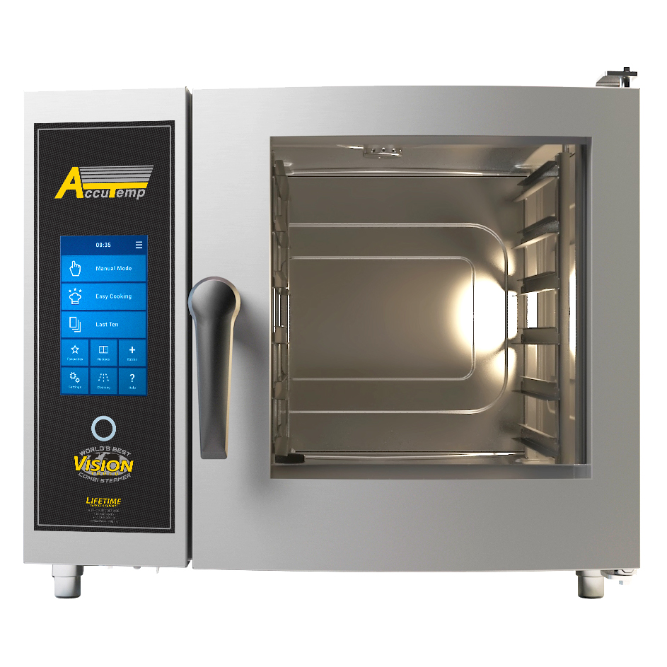 AccuTemp T0623IE-4803000 combi oven, electric