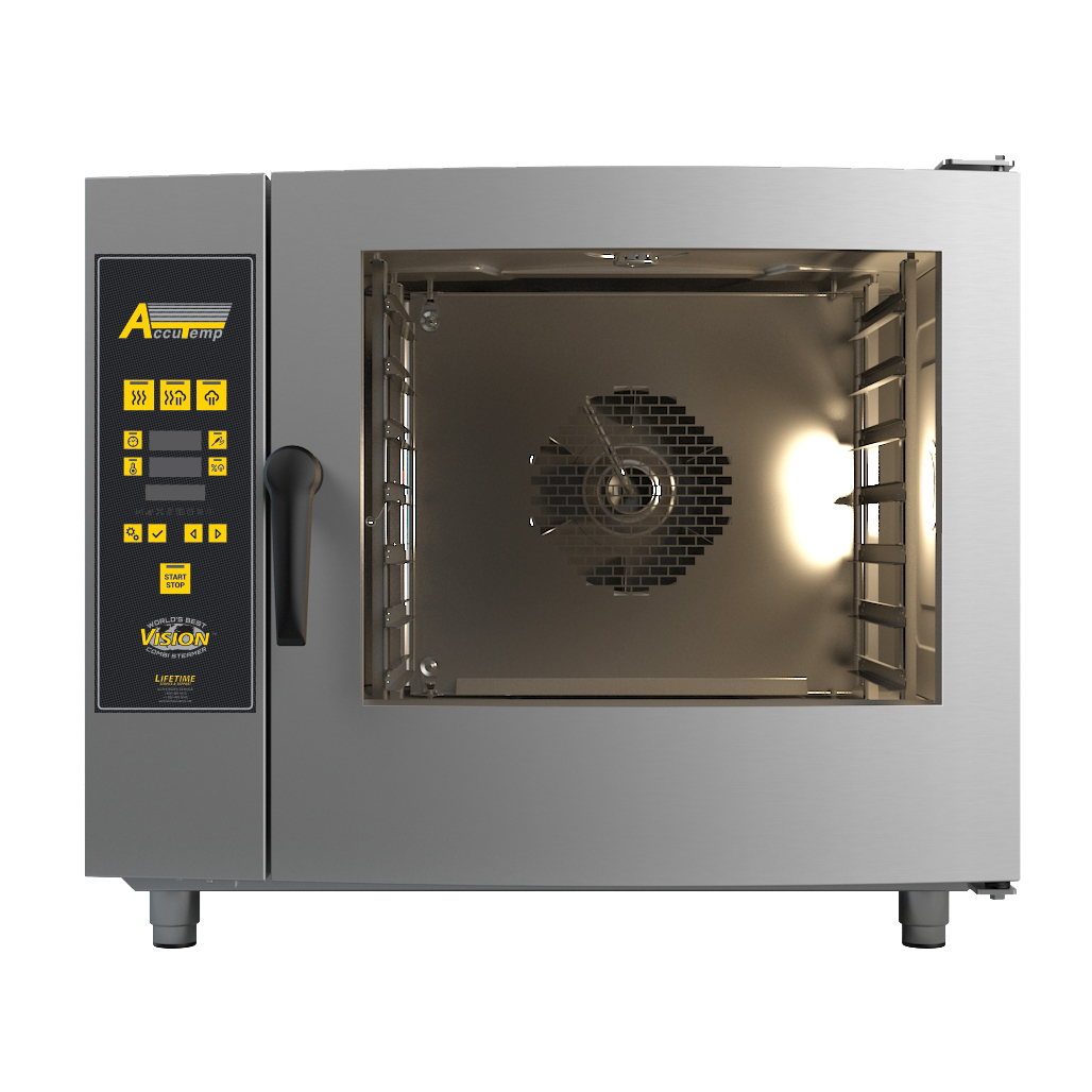 AccuTemp V0611IE-2083000 combi oven, electric