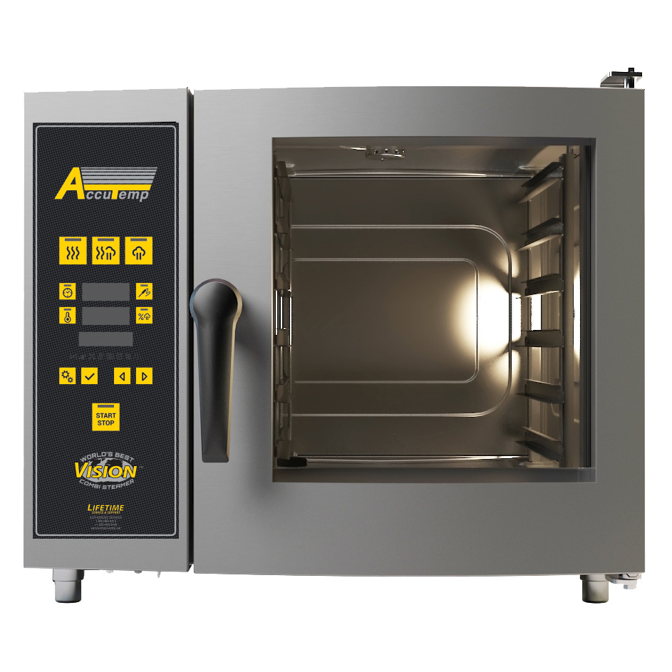 AccuTemp V0623IE-2403000 combi oven, electric