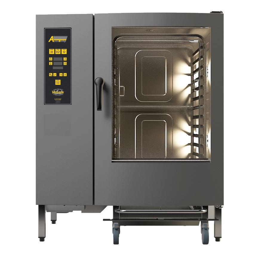 AccuTemp V1221IE-2403000 combi oven, electric