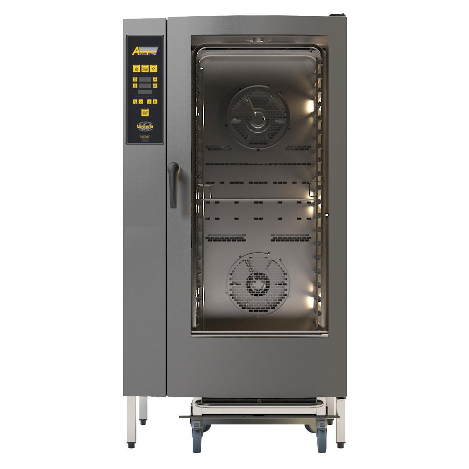AccuTemp V2011IE-2083000 combi oven, electric