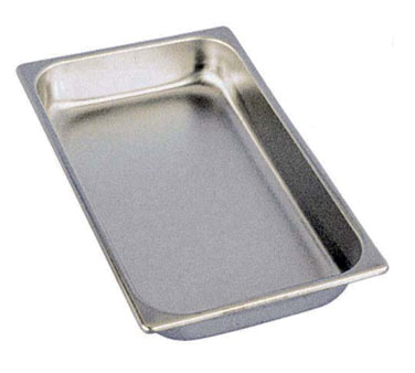 Admiral Craft 165F2 steam table pan, stainless steel