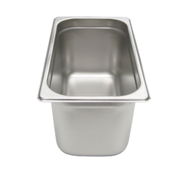 Admiral Craft 200T6 steam table pan, stainless steel