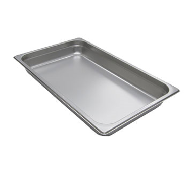 Admiral Craft 22F2 steam table pan, stainless steel