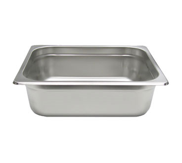 Adcraft (Admiral Craft Equipment) 22H4 steam table pan, stainless steel
