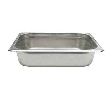 Admiral Craft 22Q2 steam table pan, stainless steel
