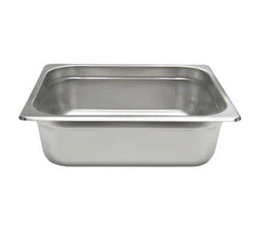 Admiral Craft 22Q4 steam table pan, stainless steel