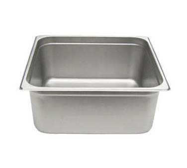 Adcraft (Admiral Craft Equipment) 22Q6 steam table pan, stainless steel