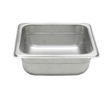 Admiral Craft 22S2 steam table pan, stainless steel