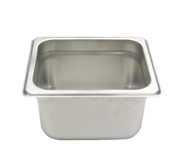Adcraft (Admiral Craft Equipment) 22S4 steam table pan, stainless steel