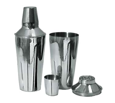Admiral Craft BAR-3PC bar cocktail shaker