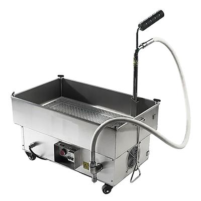 Admiral Craft BDOF-40 fryer filter, mobile