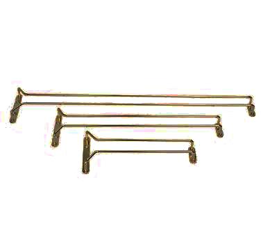 Admiral Craft BRGH-16/PKG glass rack, hanging
