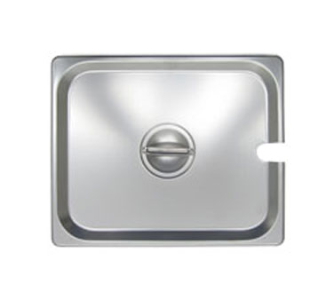 Adcraft (Admiral Craft Equipment) CST-H/SL steam table pan cover, stainless steel