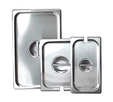 Adcraft (Admiral Craft Equipment) CST-Q steam table pan cover, stainless steel