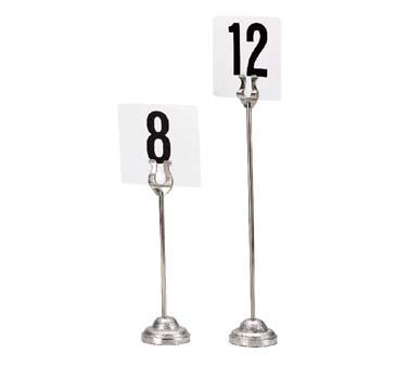 Admiral Craft DCH-12 menu card holder / number stand