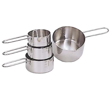 Admiral Craft DMC-4 measuring cups