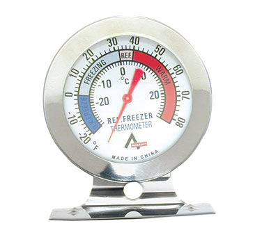 Adcraft (Admiral Craft Equipment) FT-3 thermometer, refrig freezer